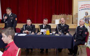 PODSUMOWANIE ROKU 2017 Walne Zebranie Sprawozdawcze OSP      w Głębowicach