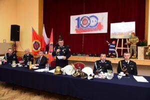 Dnia 29.05.2021 r. w sali WDK                                             w Głębowicach odbyło się Walne Zebranie Sprawozdawczo – Wyborcze Ochotniczej Straży Pożarnej w Głębowicach.